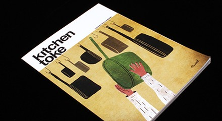 Chicago-based <i>Kitchen Toke</i>, the first zine devoted to cooking with weed, preaches the green word