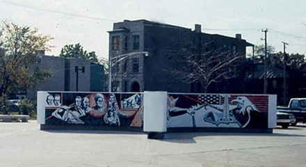 What ever happened to the <em>King Memorial Mural</em> at 43rd and Langley?