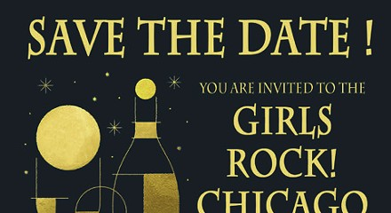 Girls Rock! Chicago 10th Annual Auction