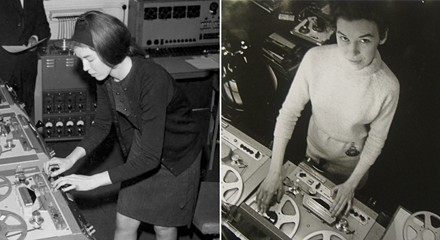 Delia Derbyshire Day celebrates a pioneer of electronic music
