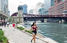 Like Rahm's Riverwalk, the Chicago River's still a work in progress