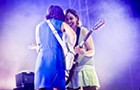 Recapping Pitchfork's second day: Weather forecasts suck, and Sleater-Kinney rules