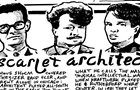 Chicago techno-pop trio Scarlet Architect reunite for a European tour after 32 years apart