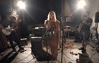 CHIRP's Factory Sessions releases a new live video by locals She Speaks in Tongues