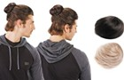 Groupon's goofy 'clip-in man bun' goes viral