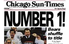 Extra! Extra! Bears win Super Bowl XX—again