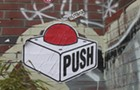 Add this to your list of newspaper cliches: <i>push</i>