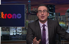 John Oliver takes aim at Tronc