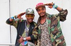 Camouflage fashions hint at the insurgent sound of Mbongwana Star