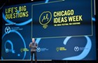 Hunting for big ideas at Chicago Ideas Week