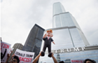 Trump Tower now looks like a middle finger to Chicago