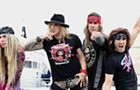 Steel Panther, Wilson, Man the Mighty