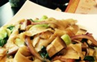 The textural pleasures of shaved noodles at Chinatown's Slurp Slurp