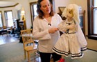 Inside a puppeteer-novelist's at-home creative workshop