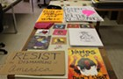 The Newberry Library wants your protest signs and pussyhats