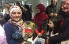 Some Syrian refugees arrive in Chicago at last