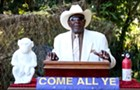 Both revered and condemned for his brazen humor, Bishop Bullwinkle is a meme-ready bluesman