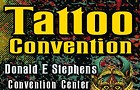 Enter for the chance to win a pair of tickets to the Tattoo Convention at the Donald E Stephens Convention Center