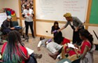 This black collective trains bystanders to give first aid to shooting victims