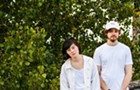 Charming indie-pop duo Water From Your Eyes help celebrate the first year of Our Music My Body