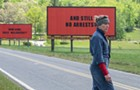 Frances McDormand channels God's wrath in <i>Three Billboards Outside Ebbing, Missouri</i>