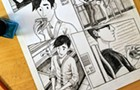 130 comic artists team up to finish friend's graphic novel after he dies at 43