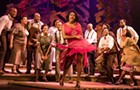 Adrianna Hicks's Celie owns the musical adaptation of <em>The Color Purple</em>