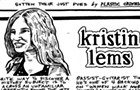 Folksinger Kristin Lems has been a favorite of the women's movement—and of Dr. Demento