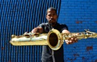 New York saxophonist James Brandon Lewis moves easily between past, present, and future jazz