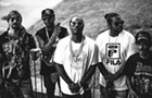 Reunited 90s hip-hop hitmakers Bone Thugs-N-Harmony hit the road