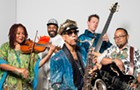 Reunited midwestern jazz band Idris Ackamoor & the Pyramids take on funkier flavors and shares healing messages on <i>An Angel Fell</i>