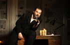 Brendan Coyle confronts the undead in <i>St. Nicholas</i>