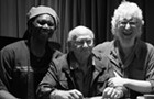 Two Chicago-bred master drummers anchor a world-class trio album
