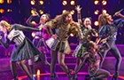 In <i>Six</i>, Henry VIII's wives come back as pop divas