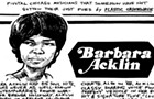Barbara Acklin missed soul stardom by a hair