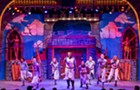 It's a silly place, but you should go to <i>Spamalot</i>