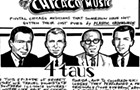Frat rockers the 4 Taus shook up Carbondale in the early 60s