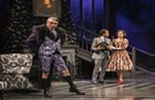 <i>The Mousetrap</i> puts on fun house finery at Court