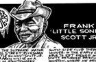 Bluesman Frank 'Little Sonny' Scott Jr. gave his all to Maxwell Street for half a century