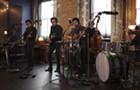 Orkesta Mendoza blends vintage sounds to create a groovy boogie-woogie border scene
