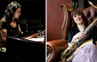 Saxophonist Ingrid Laubrock and pianist Kris Davis get to the heart of their collaboration