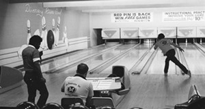 Best bowling alley