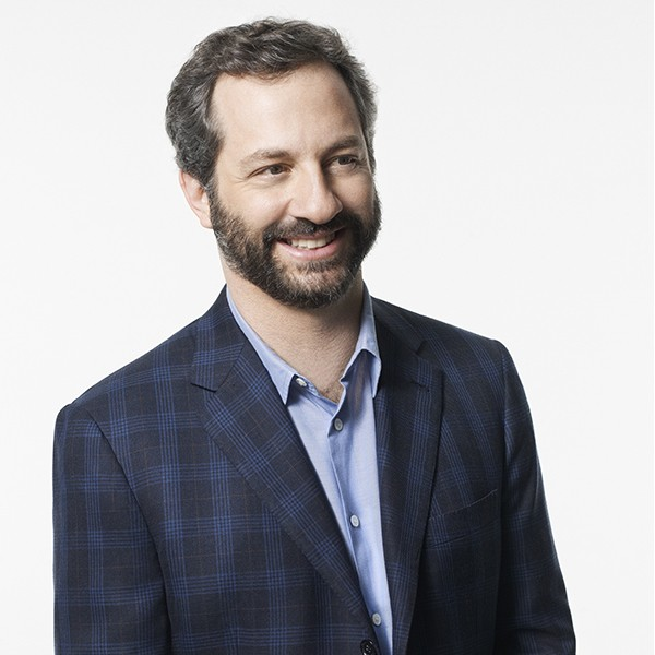Judd Apatow is full of questions in Sick in the Head