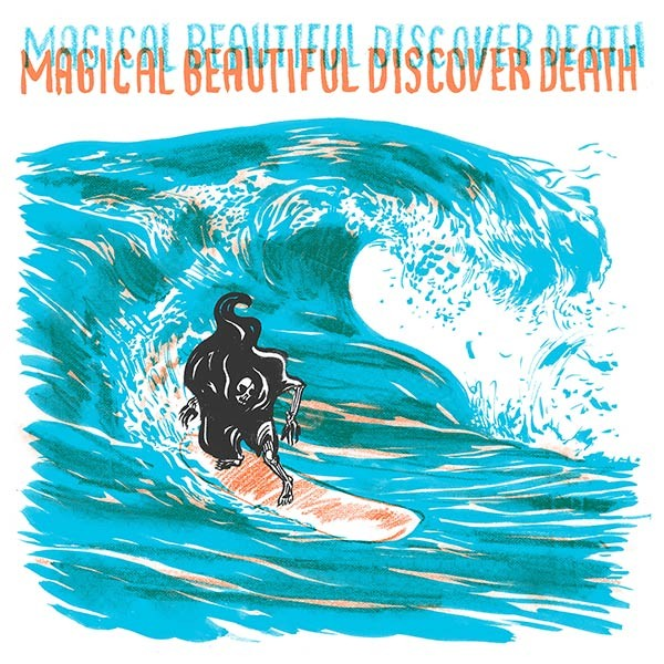 Magical Beautiful hope to have copies of Discover Death ready in time for their final show.