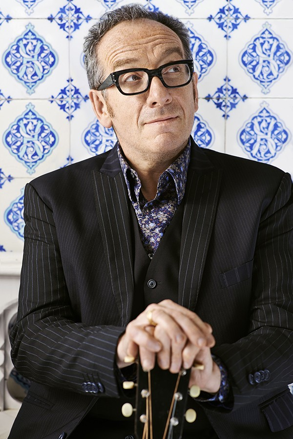 Elvis Costello is one of the many speakers booked for this year's Chicago Humanities Festival.
