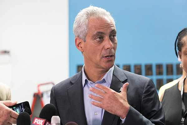 By raising the tax rate, Emanuel ensures more money will be flowing into his tax increment financing slush fund.