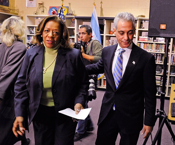 What did Emanuel know about Byrd-Bennett and when did he know it?