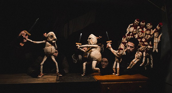 Rough House Theater's Ubu the King