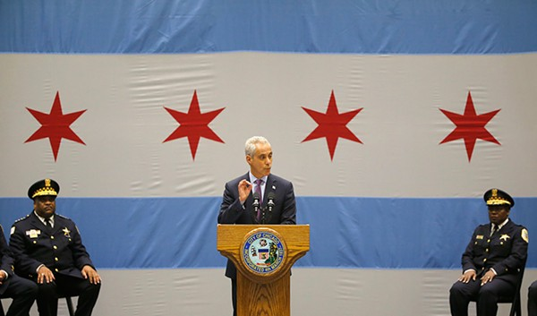 Mayor Rahm Emanuel revealed his plan to combat gun violence in a September 22 speech at Malcolm X College.