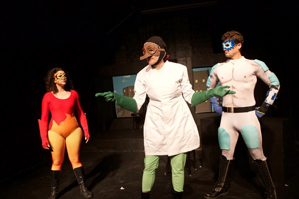 New Millennium Theatre's The Incredible Hank, at the Royal George